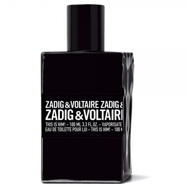 Zadig & Voltaire THIS IS HIM eau de toilette vaporisateur 100 ml