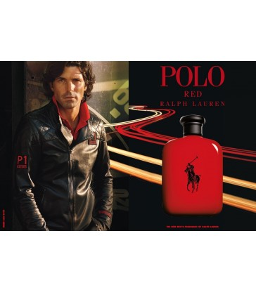 Ralph Lauren POLO red eau de toilette vaporisateur 200 ml