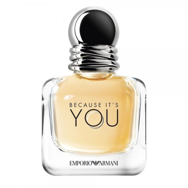 Emporio Armani Because Its You Eau De Parfum Spray 100 ml
