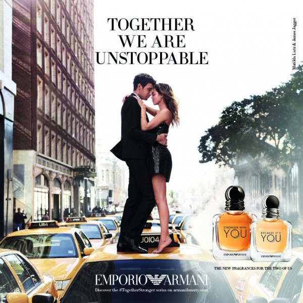 Emporio Armani Because Its You Eau De Parfum 100ml Fraganity