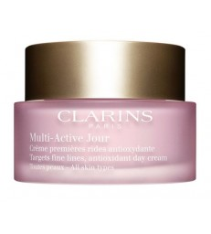 Clarins Multi-Active crema de día. Normal 50ml