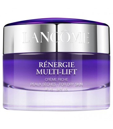 Lancome Renergie multilift 50. Dry skin day cream
