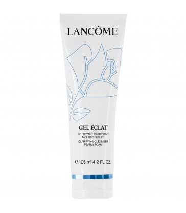 Lancome Éclat. Gel limpiador facial 125ml