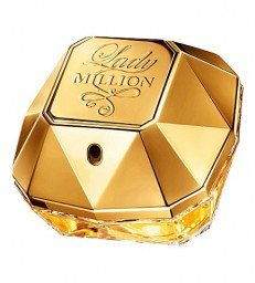 Paco Rabanne lady million. eau de parfum femme. 80ml