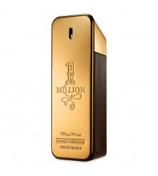Paco Rabanne 1 million eau de toilette. Profumi uomo 100ml