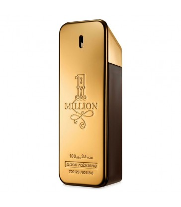 Paco Rabanne 1 million eau de toilette vaporisateur 100 ml