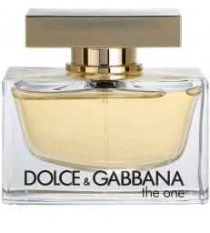 Dolce Gabbana The one perfume 75ml. Perfume mujer