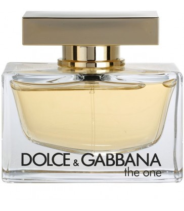 Dolce Gabbana The one perfume vaporizador 75ml