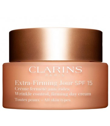 Clarins Extra Firming Jour SPF15. Tutti i tipi di pelle. 50ml