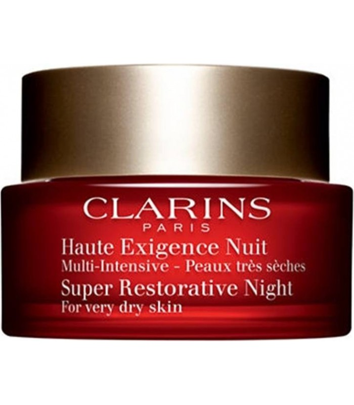 Clarins Multi-Intensive night dry skin 50ml