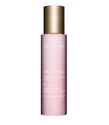 Clarins Multi-Active Jour Fluide SPF 15 50ml