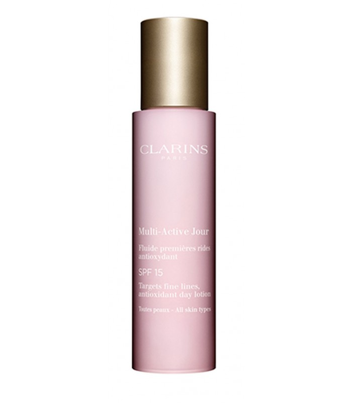 Clarins Multi-Active Día Fluido SPF 15 50ml
