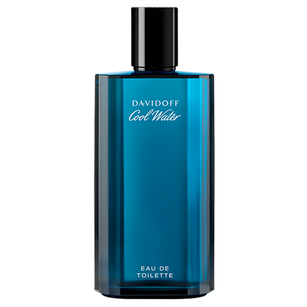 Davidoff cool water 125ml. Uomo profumo