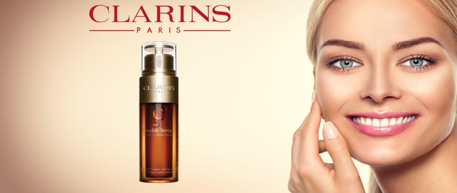 Clarins cosmetica